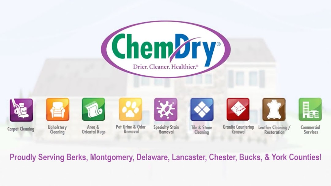 Chem Dry By The Millers Carpet Cleaning Service In Reamstown