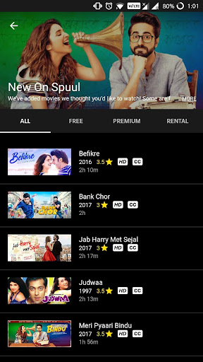 Spuul - Watch Indian Movies  screenshots 5