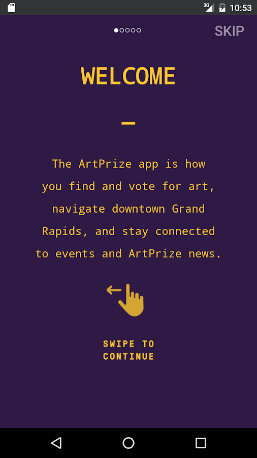 ArtPrize- screenshot