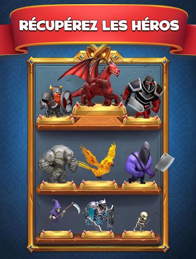 Castle Crush: Jeux Gratuit de Stratégie en Ligne  captures d'écran 3