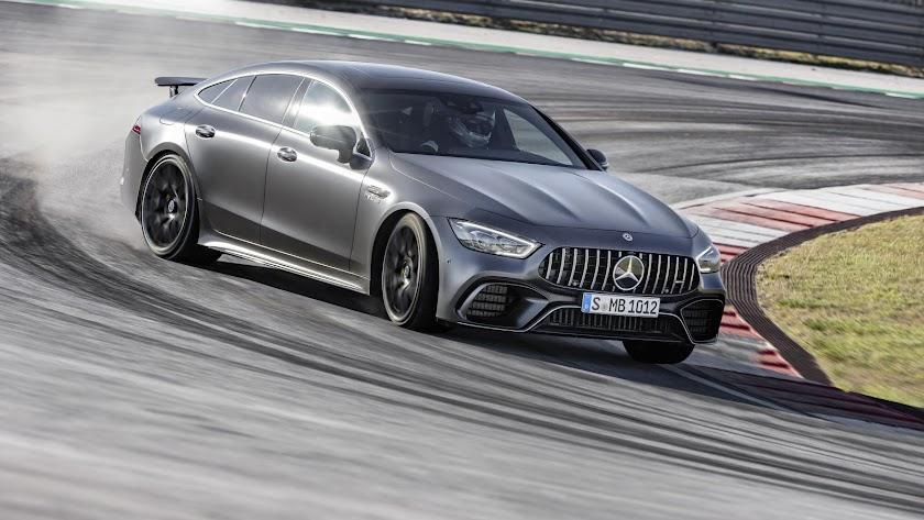 SAVERES ya admite pedidos del Mercedes AMG GT V8 4 puertas coupé