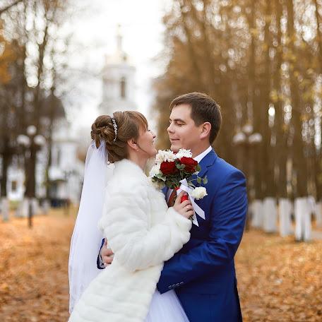 Wedding photographer Yuliya Burdakova (vudymwica). Photo of 25.10.2017