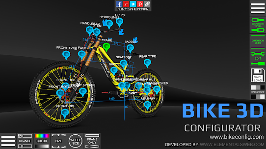 Bike 3D Configurator 1