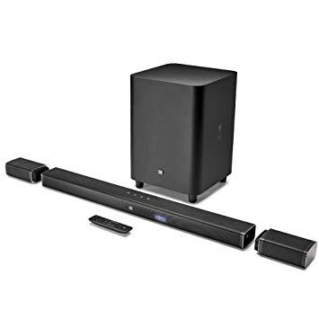 Image result for Jbl 5.1 Soundbar 4k Ultra HD 5.1 Channel with 8 Powerful Woofers, 510 watts, dolby digital dts
