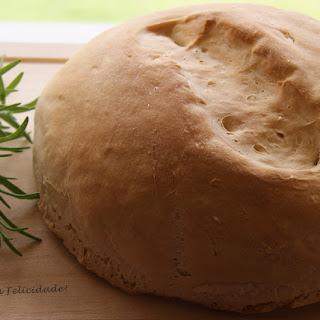 Bimby Alentejano bread.