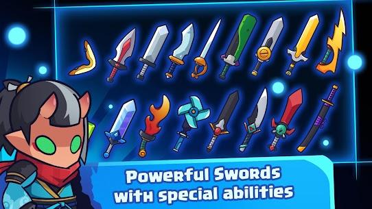 Sword Man: Monster Hunter v1.1.4 (Free Shopping/Mod Money) APK 2