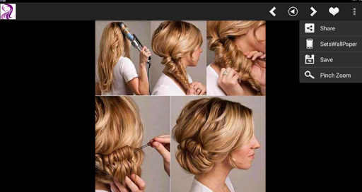 Hairstyles haircut & tutorials 33.7.1 screenshots 5