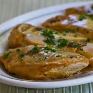 Janet's Mustard Chicken.