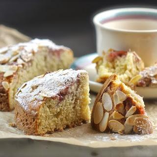 Jam Tea Cake