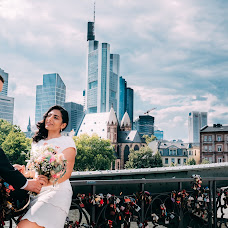 Hochzeitsfotograf Nina Shloma (shloma). Foto vom 07.08.2018