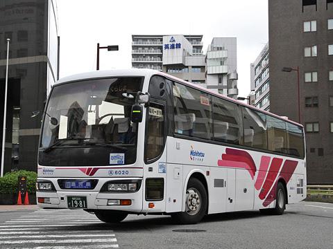 西鉄高速バス「桜島号」 6020