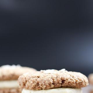 Gluten-Free Little Debbie Oatmeal Creme Pies {Low-Sugar}.