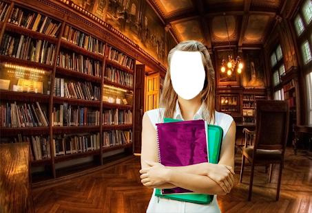University Girl Suit Editor - náhled