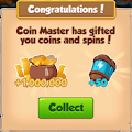 COIN MASTER FREE SPINS DAILY LINKS