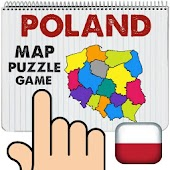 Poland Map Puzzle Game Free