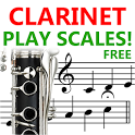 Clarinet Play Scales Trial icon