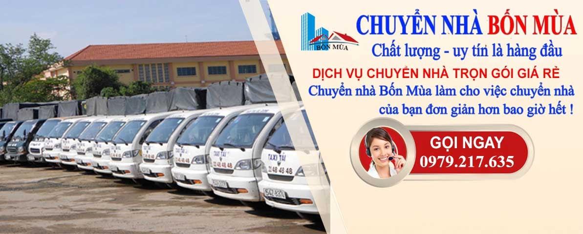 dịch vụ cho thuê xe tải tại quận cầu giấy của bốn mùa