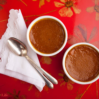 Pumpkin Pie Custard