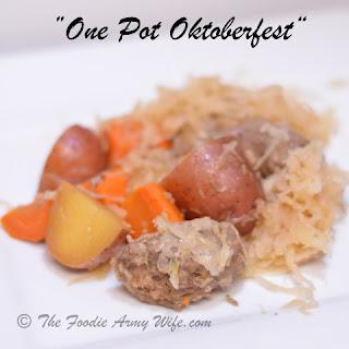 One Pot Oktoberfest.