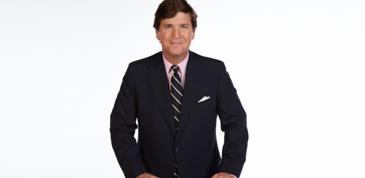 Tucker Carlson takes on open-borders advocate