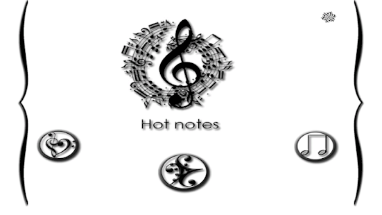 Hot Notes - náhled