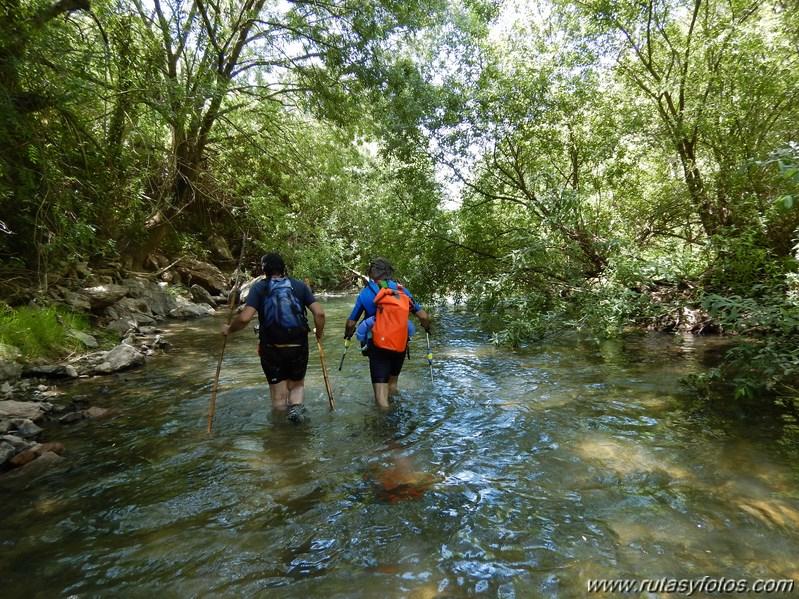 Acuática Benaoján - Jimera de Líbar por el río Guadiaro