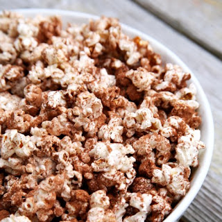 Chocolate Popcorn With Cocoa Powder Recipes.