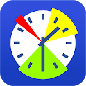 Time statistic icon