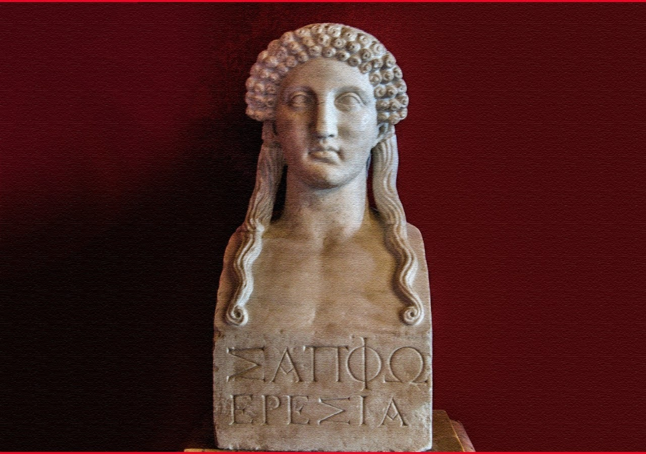 Sappho Of Lesbos: A Brief Introduction To Her Life And Work