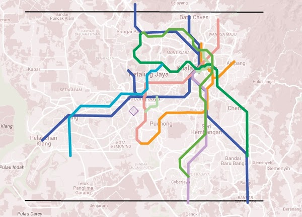 Klang Valley Rail Transit Map Pdf Klang Valley Rail Transit
