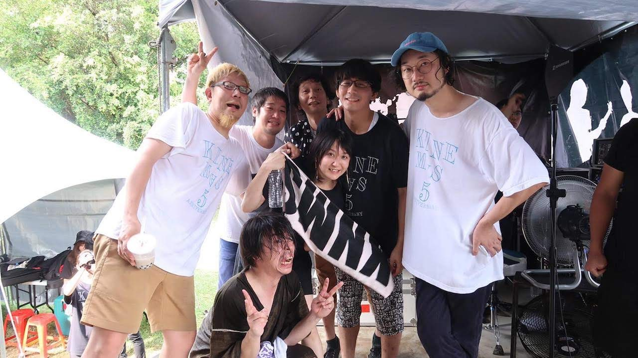 【MeMeOn インタビュー】キネマズ  5周年台湾公演直前 「台湾は僕らにとって、音楽への前向きな気持ちを充電するような場所。」