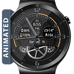 Bold Gears HD Watch Face Icon