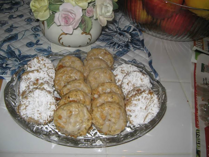 Grandma's Honey Cookies