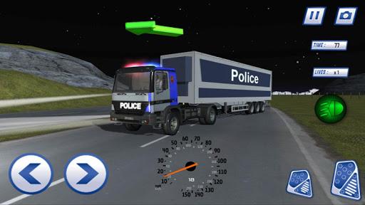 免費下載模擬APP|경찰 트럭 언덕 시뮬레이터 app開箱文|APP開箱王