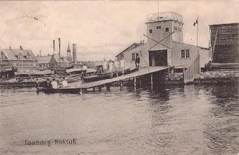 Photo: 1905-1910 Faaborg Roklub.
