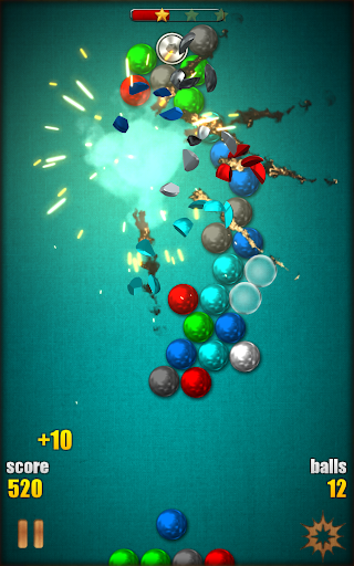 Magnetic Balls HD Free: Match 3 Physics Puzzle 2.2.0.9 screenshots 9