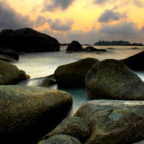 Visit Indonesia by Endy Wiratama - Landscapes Waterscapes