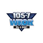 105.7 WROR icon