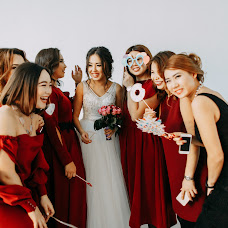 Wedding photographer Chingis Duanbekov (ChingisDuanbeko). Photo of 13.12.2017