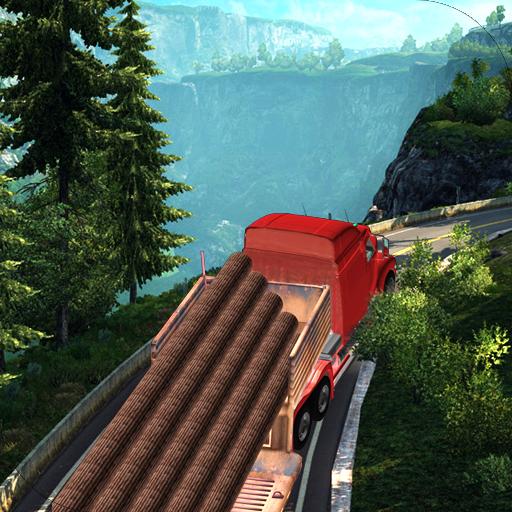 City Wood Cargo 3D Simulator