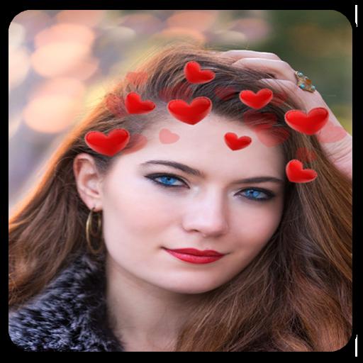 Heart Crown Photo Editor