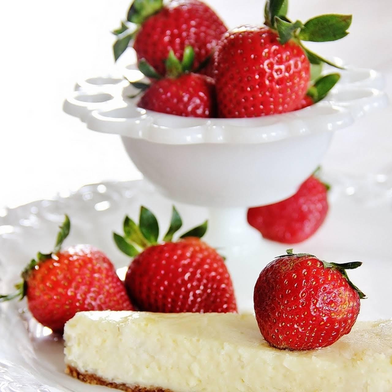 Lemon Zest Cheesecake