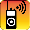 wi-fi walkie-talkie icon