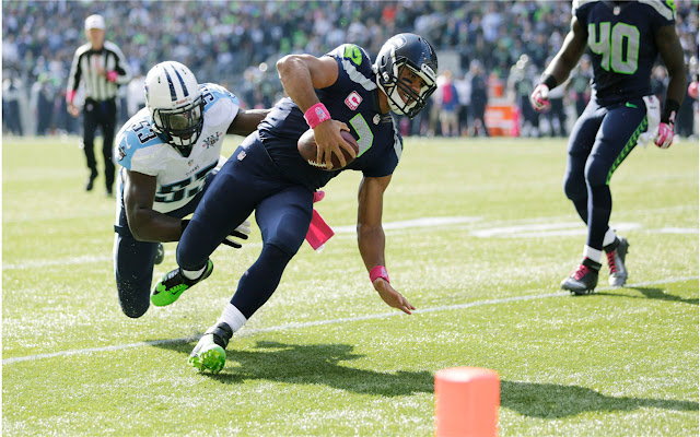 Russell Wilson Themes & New Tab