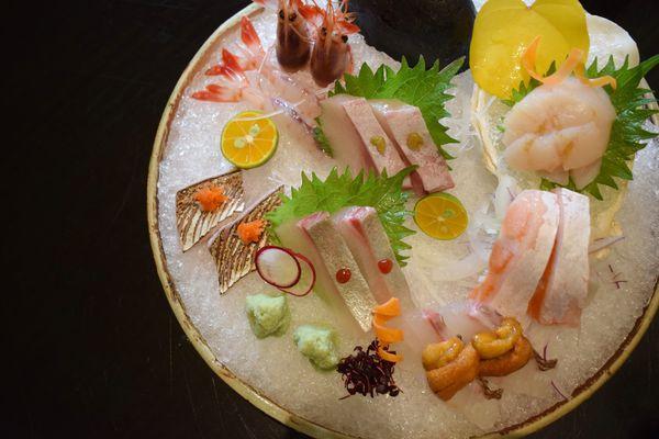 心月日本懷石料理X台北101/世貿捷運站X台北日本料理X無菜單日本料理