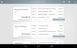 Screenshot of First Flight FCU