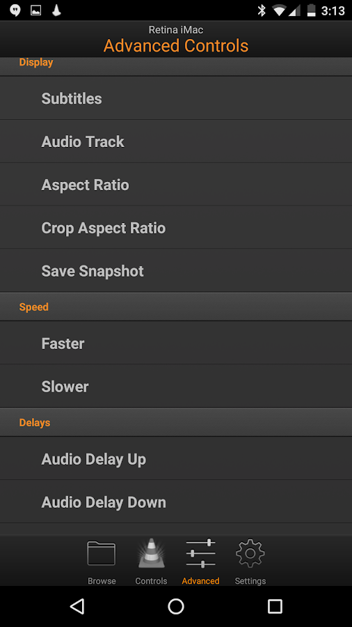 vlc remote android apps on play