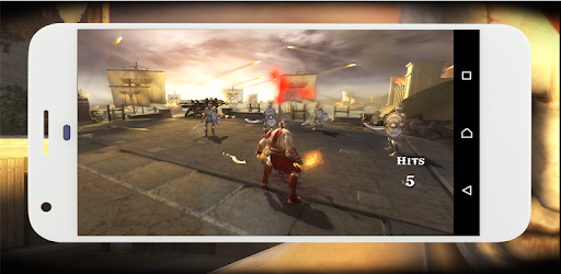 Battle of God: Warrior Sparta Games (apk) free download for Android/PC/Windows screenshot