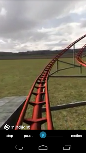 RollerCoaster Simulator 360 VR