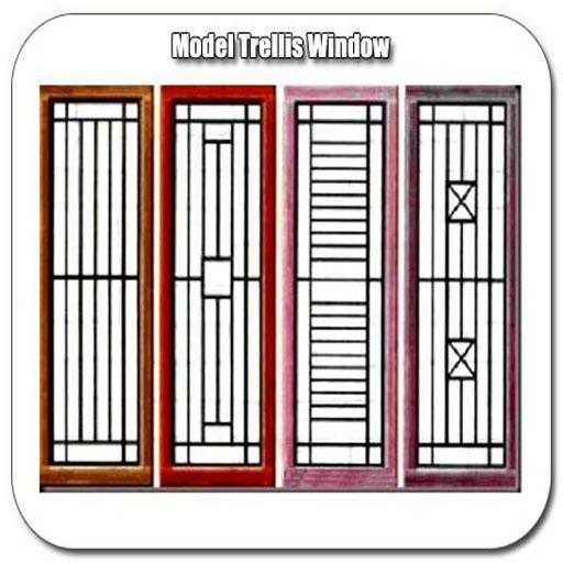 Model Trellis Window